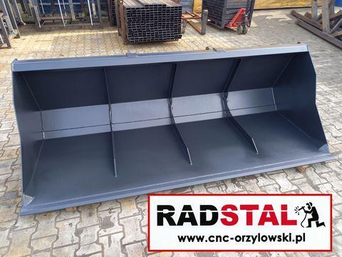 RADSTAL Universal Schaufel 2,0m