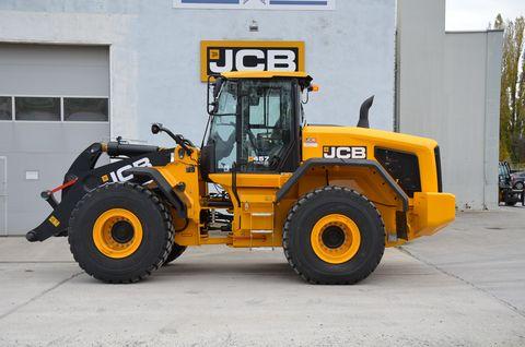 JCB Radlader 457ZX