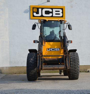 JCB Radlader 416