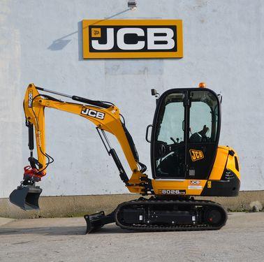 JCB Minibagger 8026