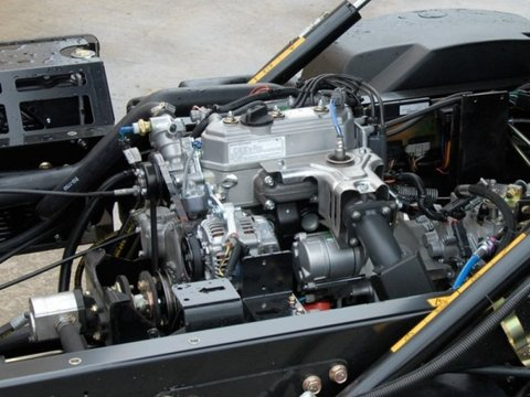 Toro Workman HDX-2WD