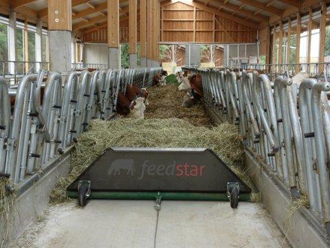 Feedstar Futterband - Das Original | Länge und B