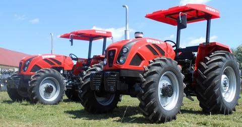 Ursus Traktor/ Tractor/ Ciągnik rolniczy/ Model 5314