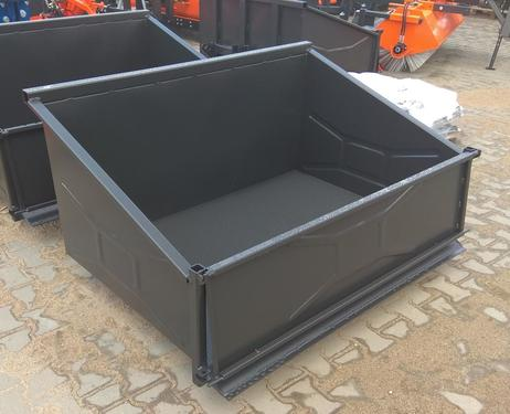 Sonstige Heckkontainer / Kippmulde / Skrzynia transportow