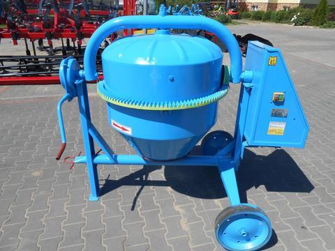 Agro-Wikt Betonmischer/ Concrete mixer/ Betoniarka BWA-200