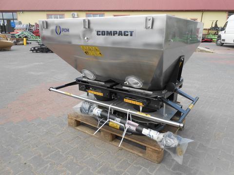 POM Düngerstreuer Compact/ Fertilizer spreader/ Rozs