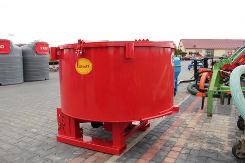 JAR-MET Traktor Betonmischer 800 l / Betoniarka ciągniko