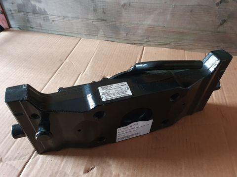 Scharmüller Adapterplatte 390/25/32 / Adapter Plate W390