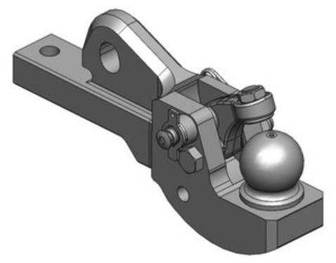 Scharmüller Einsatz  K80® Ball Coupling System