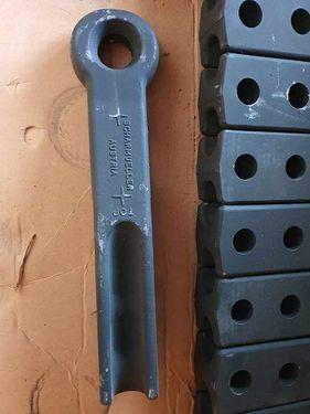 Scharmüller Absteckbar Zugöse D40 / Pluggable Towing Eye D40