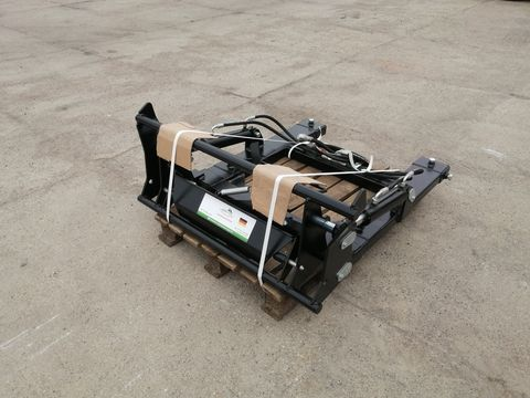 Pozostałe Stapleradapter Euro Aufnahme für Gabelstapler