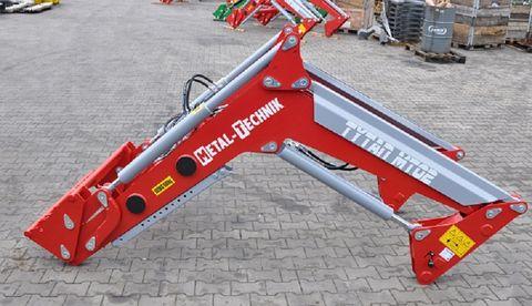 Metal-Technik  Tytan MT 02 Frontlader Hublader Hubarm