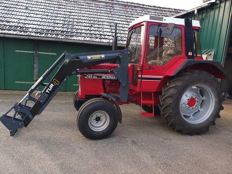 Pozostałe Frontlader TUR4 für Traktor MTS/Belarus mit Kons