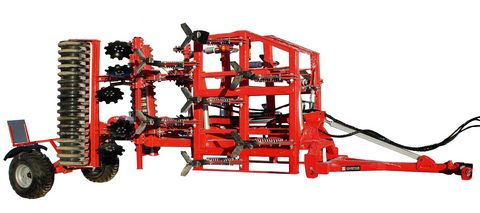 Awemak Cultivator with transport kit - MATADOR M 42