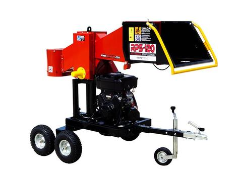 REMET CNC Holzhacker RPS-120 Professional m. Sackhalter