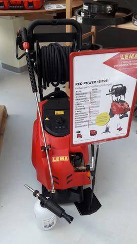 Sonstige LEMA Hochdruckreiniger Red Power 15/195