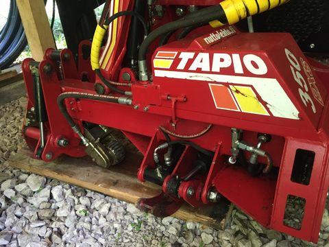 Tapio 350 EXS mit Durchmesser-Messung