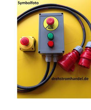CEE Funkfernsteuerung für Drehstrom / Kraftstrom