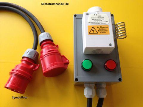 CEE Drehstrom-Thermostat