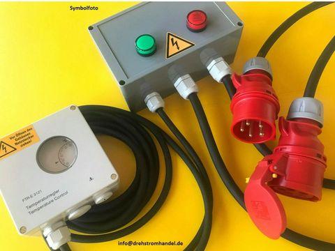 CEE Drehstrom - Thermostat (FR)