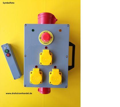 Sonstige Funkfernsteuerung für Drehstrom / Kraftstrom