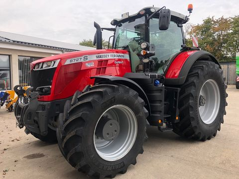 Massey Ferguson MF 8727 S Exclusive (Stage V)