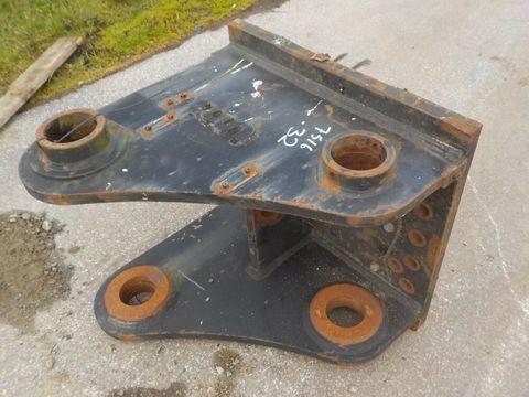 Sonstige Adapter/ Hammer Head Plate
