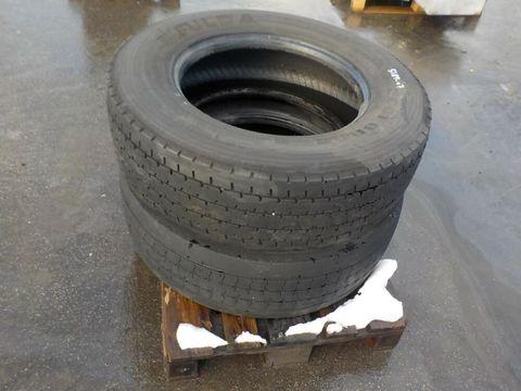 Fulda 315.70 - R22.5 Tyres (2 of)