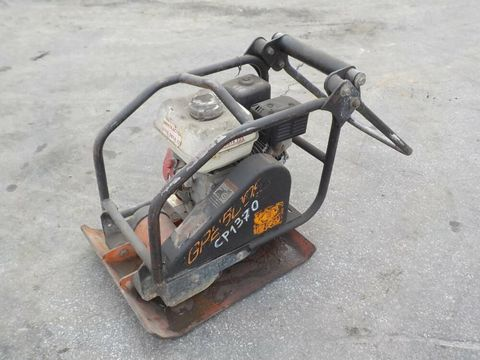 Belle GPS2500S Compaction Plate