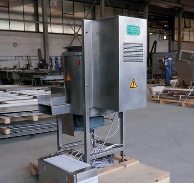 Dornow Automatische Topf- Schälmaschine für Kartoffeln