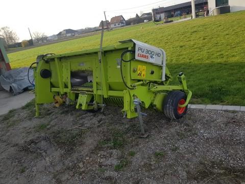 CLAAS Pick up 300 HD *Landwirtmaschine*