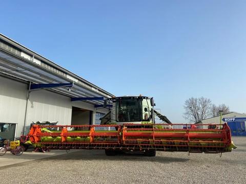 CLAAS Schneidwerk V1050 mit Wagen 40 km/H