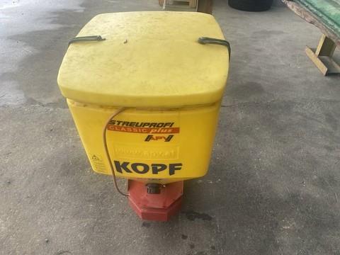 Saphir APV Streuprofi 90 Liter Classic Plus