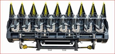 Olimac Drago GT 10 reihig starr 75 cm 50 cm möglich