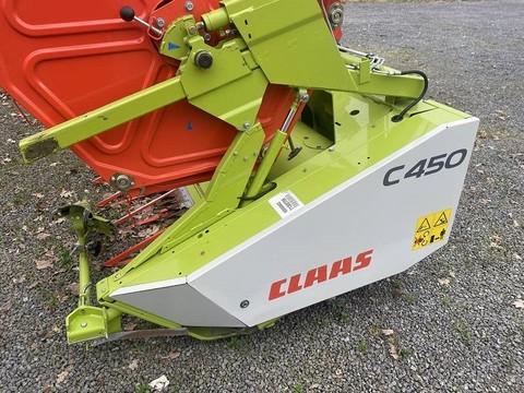 CLAAS Schneidwerk C450 4,5 m klappbar