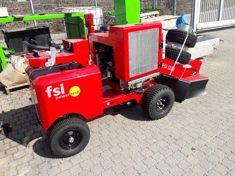 FSI D30 mit Aufbaumotor