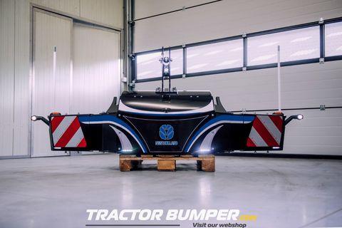 New Holland Tractor Bumper Unterfahrschutz