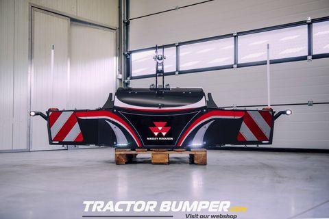 Massey Ferguson Tractor Bumper Unterfahrschutz