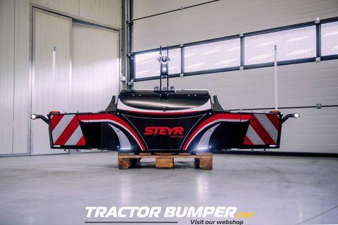 Steyr Tractor Bumper Unterfahrschutz