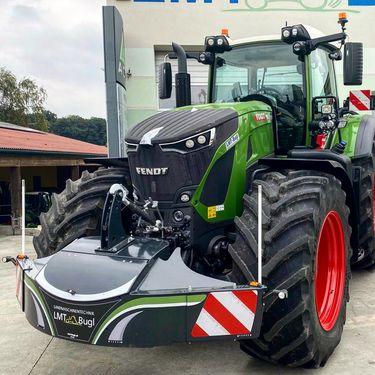 Fendt  Tractor Bumper Unterfahrschutz