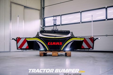 Claas Tractor Bumper Unterfahrschutz
