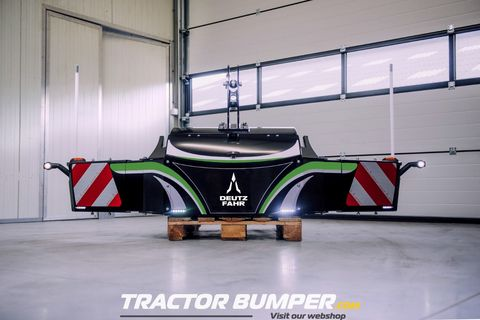 Deutz Tractor Bumper Unterfahrschutz