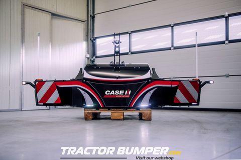 Case Tractor Bumper Unterfahrschutz