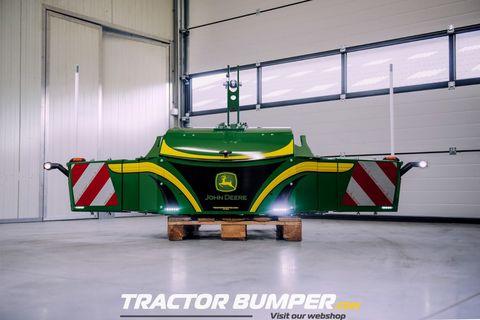 John Deere Tractor Bumper Unterfahrschutz