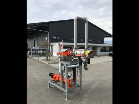 Sonstige Durchsatzleistung ca. 10-15 m³/h