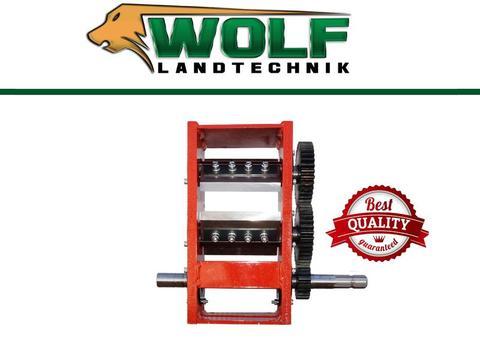 Schneidmechanismus M 100   4 Messer   Holzhacker