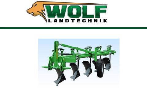 Wolf-Landtechnik GmbH Rahmenpflug U013/3