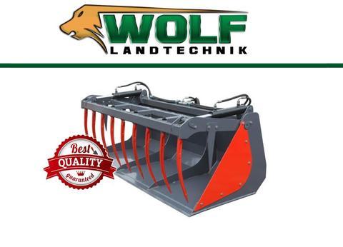Wolf-Landtechnik GmbH Krokodilschaufel Classic | 1,40 m | KSC14 | vers