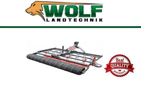 Wolf-Landtechnik GmbH Reitplatzplaner Equus Profi Plus