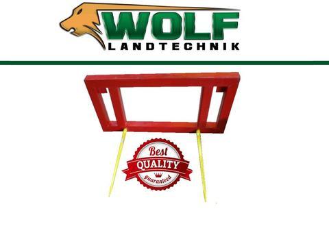Wolf-Landtechnik GmbH Ballengabel   Ballenspieß   BGA
